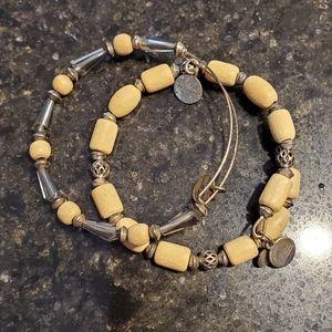 Set of 2 Alex and Ani bracelets